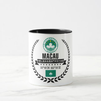 Macau Mug