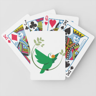 MACAW BICYCLE PLAYING CARDS
