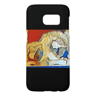 Macaw Friends Samsung Galaxy S7 Case