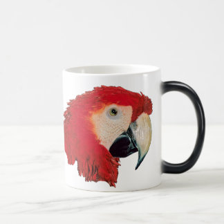 Macaw Parrot Bird Morphing Mug