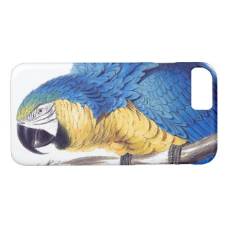 Macaw Parrot Bird Wildlife Animal Device Case