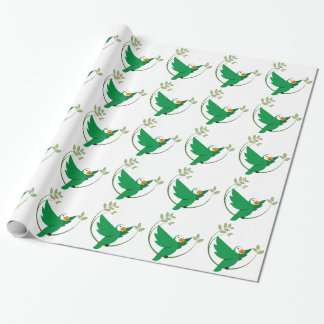MACAW WRAPPING PAPER