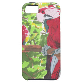 Macaws iPhone 5 Cases