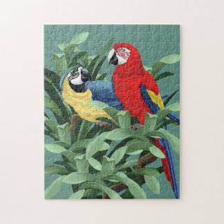 Macaws Jigsaw Puzzle