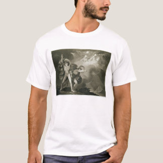 Macbeth, Banquo and the Three Witches on the Heath T-Shirt