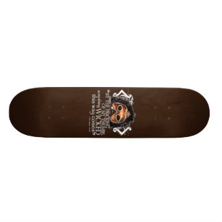 Macbeth Quote Skate Deck