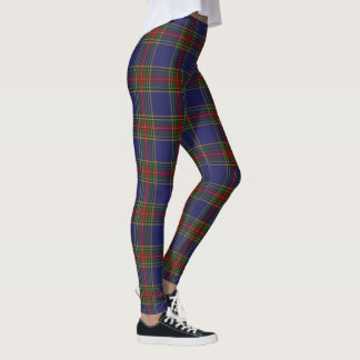 MacBeth Tartan Plaid Leggings