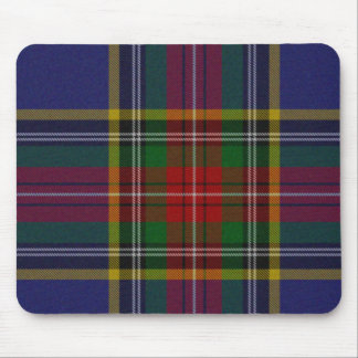 MacBeth Tartan Plaid Mouse Pad