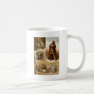 Macbeth, The Play Classic White Coffee Mug