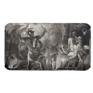 Macbeth, the Three Witches and Hecate in Act IV, S Barely There iPod Covers