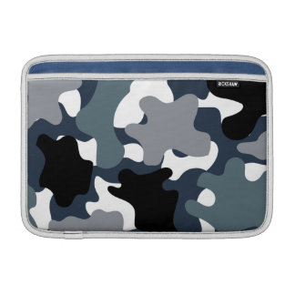 MacBook Air 11 Inch Camo TT Design MacBook Sleeve