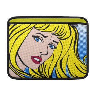 "MacBook Air 13"" Sleeve - Pop Art Blonde"