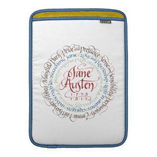 MacBook Air Laptop Case - Jane Austen Period Drama MacBook Air Sleeves