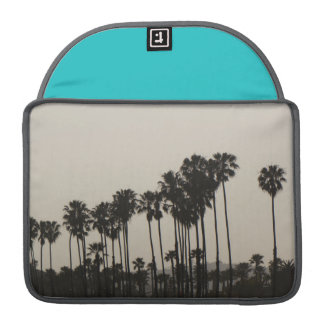 "Macbook Pro 13"" palm tree beach style sleeve Sleeves For MacBook Pro"