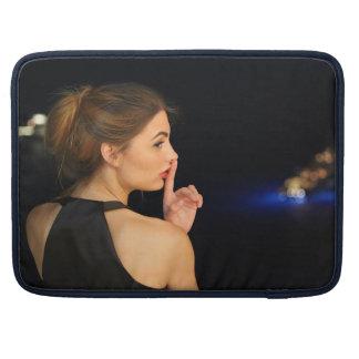 """Macbook Pro 15"""" Secret Girl Sleeves For MacBook Pro"""