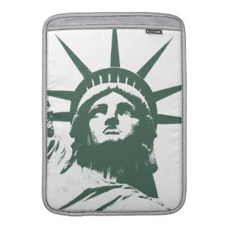 MacBook Sleeve New York Statue of Liberty Souvenir