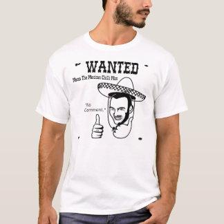 Macca. T. M. C. M. Saluki Grey signature. T-Shirt