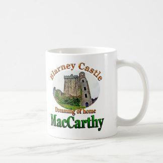 MacCarthy Dreaming of Home Blarney Castle Ireland Coffee Mug