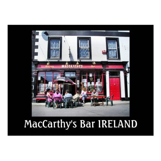 MacCarthy's Bar Postcard