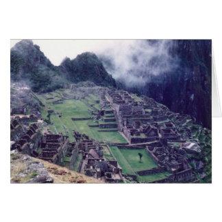 Macchu Picchu v2 Card
