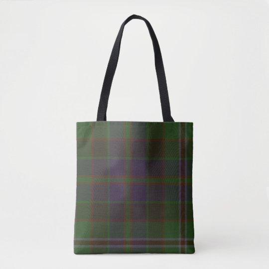 MacCraig Clan Tartan Tote Bag