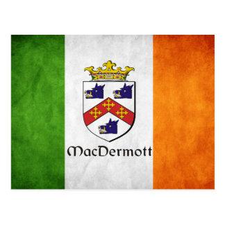 MacDermott Irish Postcard