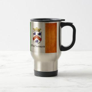 MacDermott Irish Travel Mug