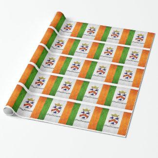 MacDermott Irish Wrapping Paper