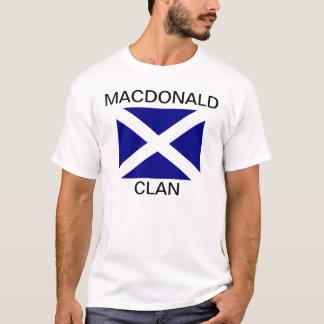 MACDONALD CLAN FLAG T-Shirt