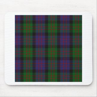 MacDonald Clan Tartan Mouse Pad