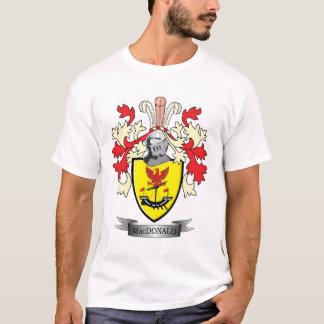 MacDonald Family Crest Coat of Arms T-Shirt