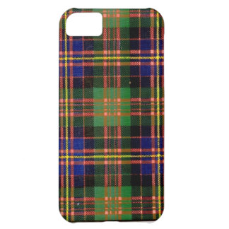 MACDONALD FAMILY TARTAN iPhone 5C CASES