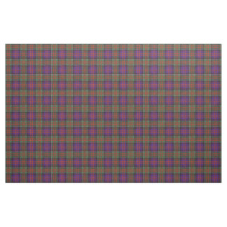 Macdonald of Clanranalld Plaid Scottish tartan Fabric