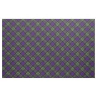 Macdonald of Glengarry clan Plaid Scottish tartan Fabric