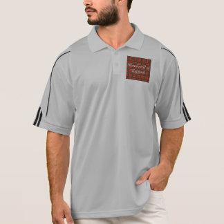 Macdonell of Keppoch clan Plaid Scottish tartan Polo Shirt