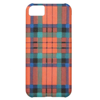 MACDUFF FAMILY TARTAN iPhone 5C COVER