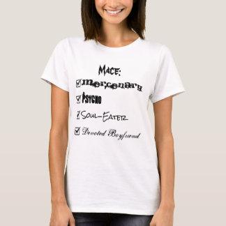 Mace Check Box T-Shirt