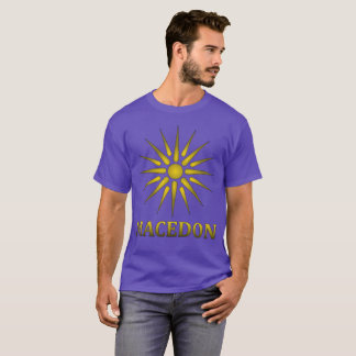 Macedon Sun Alexander the Great T-shirt