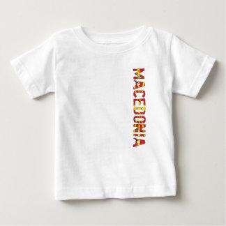 Macedonia Baby T-Shirt