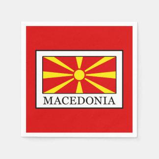 Macedonia Disposable Napkin