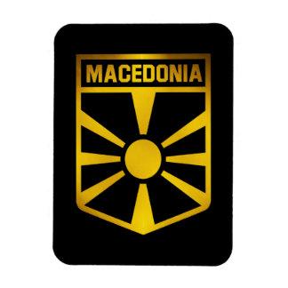 Macedonia Emblem Magnet