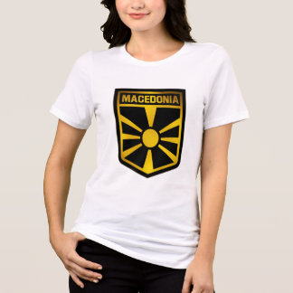 Macedonia Emblem T-Shirt