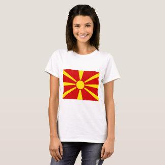 Macedonia Flag T-Shirt