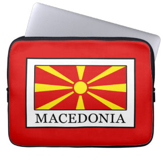 Macedonia Laptop Sleeve