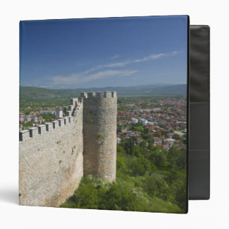 MACEDONIA, Ohrid. Car Samoil's Castle / Binder