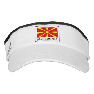 Macedonia Visor