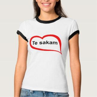 Macedonian I love you T-Shirt
