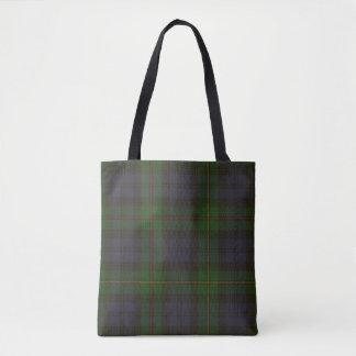MacEwen Clan Tartan Tote Bag