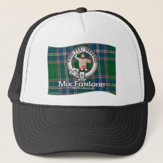 MacFarlane Clan Trucker Hat
