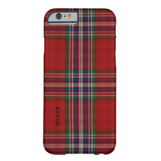 MacFarlane Tartan Plaid iPhone 6 Case